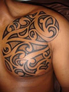 Maori Dragon