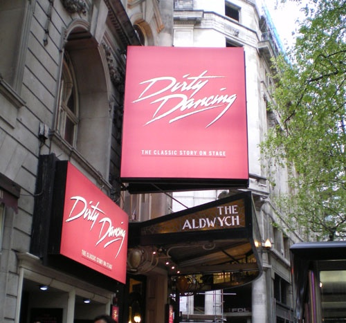 The Aldwych Theatre - Dirty Dancing: The Classic Story on Stage
