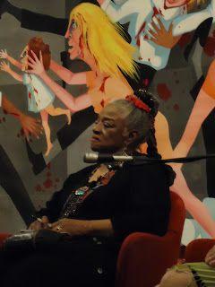 FAITH RINGGOLD in Miami   MOSAIC OF ART Radio Show - George Fishman