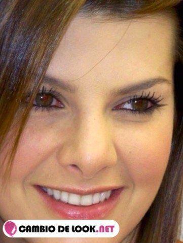 Carolina Cruz maquillate como ella