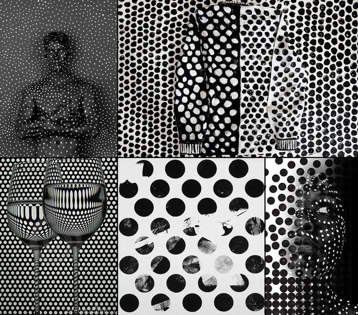 Imperfect dots in art #dots #polkadots #imperfectdots #stippen #art #dessin…