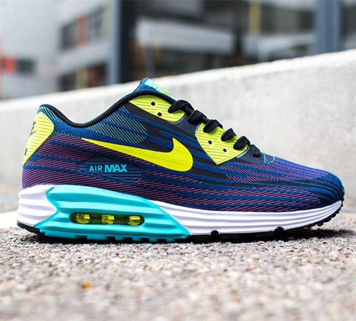 size 40 0bbd2 da893 Men Nike Air Max 95 Jacquard Running Shoes AAA 239