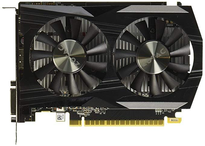 Zotac Geforce Gtx 1050 Ti Oc Edition 4gb Gddr5 Super Compact Gaming Graphics Card Zt P10510b 10l Review Graphic Card Cards Graphic