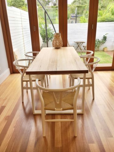 17 Best ideas about Large Dining Tables on Pinterest  : 1dcf704873a8bb6d33b182951844a45c from www.pinterest.com size 375 x 500 jpeg 33kB