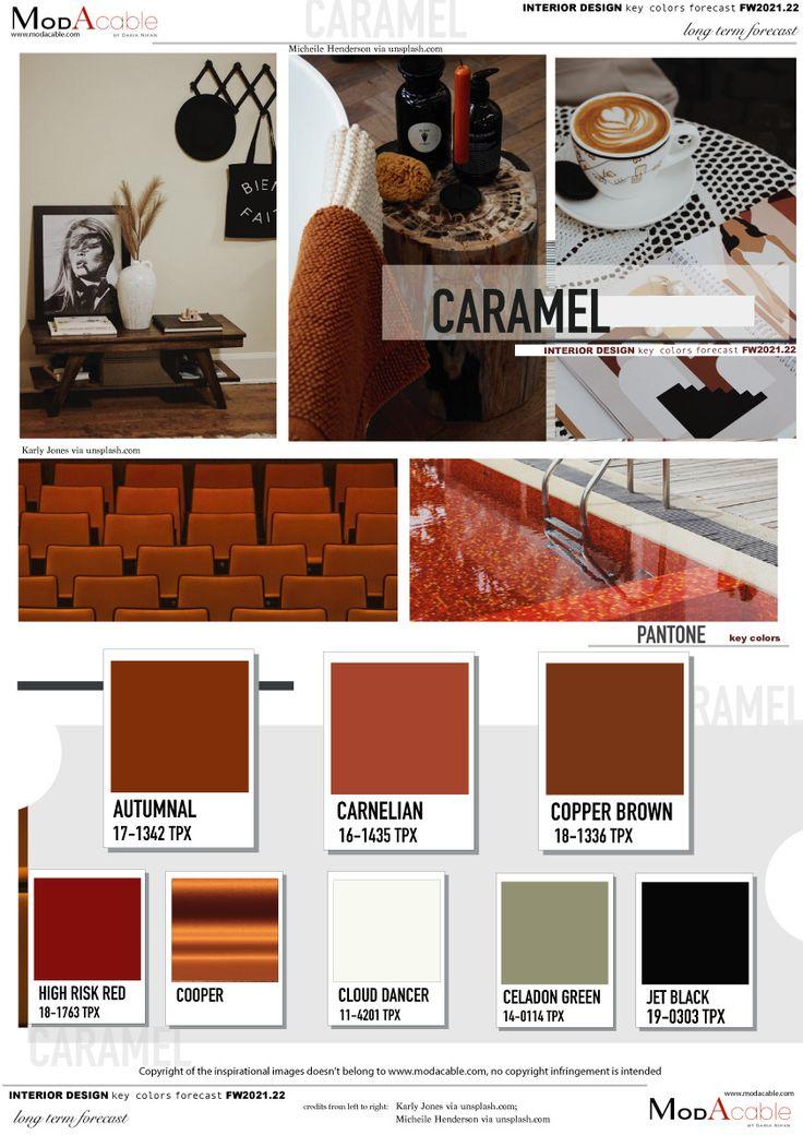 color trends in interior design fw 2021 22 in 2020 on interior design color trends 2021 id=62643