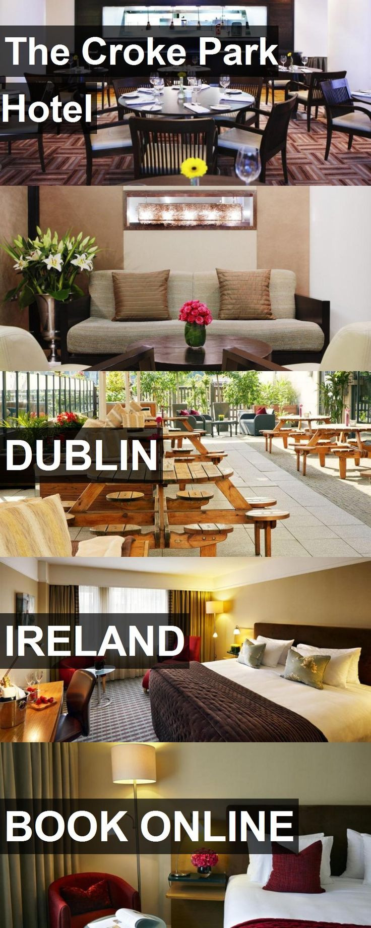 The Croke Park Hotel in Dublin, Ireland. For more information, photos, reviews and best prices please follow the link. #Ireland #Dublin #travel #vacation #hotel