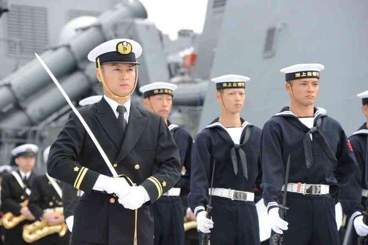 神軍 おしゃれまとめの人気アイデア Pinterest シーシ 爆 自衛隊 制服 海上自衛隊 軍服