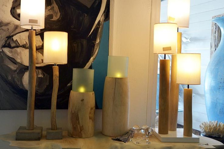 Natural wood lamps , Play with the light. This is our moto at Chora…