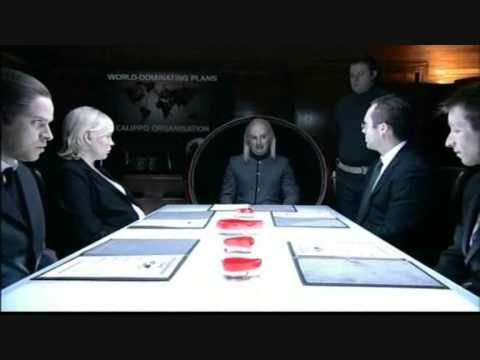 That Mitchell and Webb Look - Evil Genius