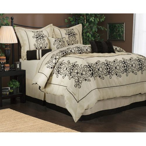 master bedroom comforter sets alsatia 7 bedding comforter set walmart 16026