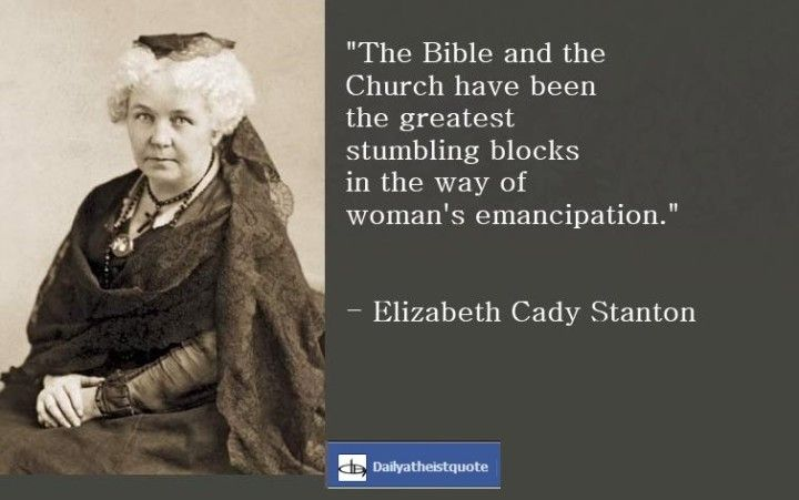 thesis on elizabeth cady stanton The life, philosophy, and rhetoric of elizabeth cady stanton have captured the   her thesis is consistent with rogers m smith's claim that us politics are not.