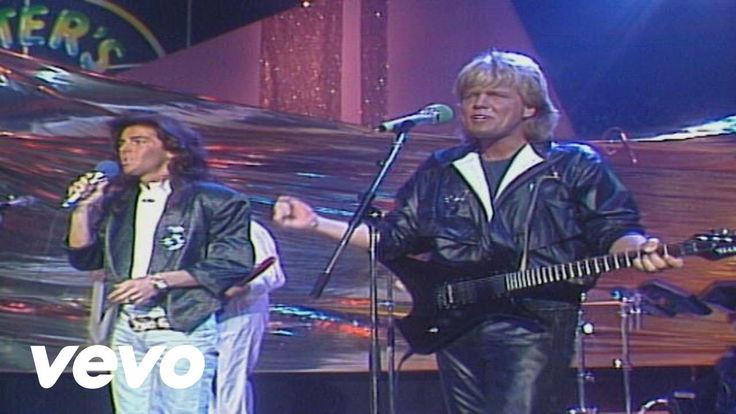 Modern Talking - Heaven Will Know (Peters Pop-Show 30.11.1985)
