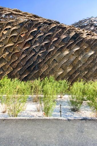 Spain Pavilion designed by Enric Miralles
