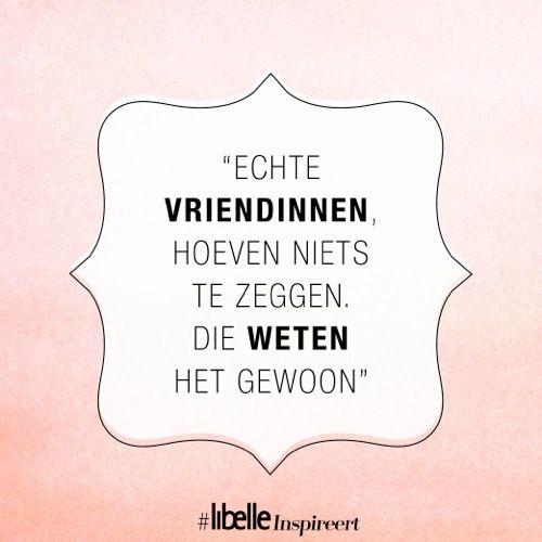 5x quotes over vriendschap www.libelle.nl/