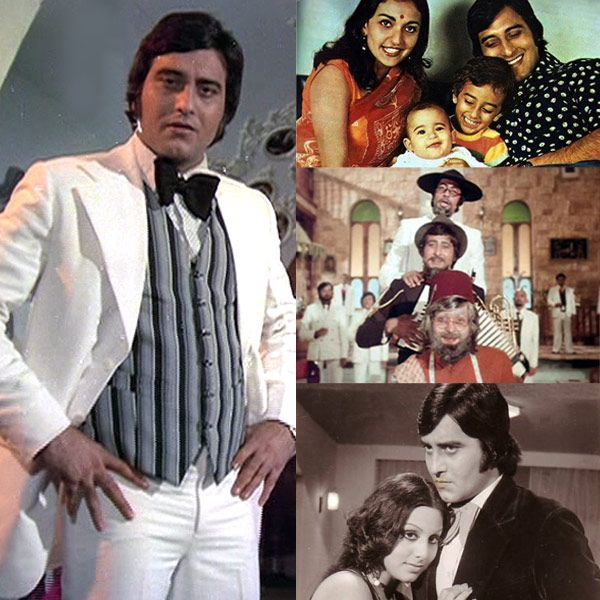 15 pics of debonair actor Vinod Khanna that will stay with us forever #FansnStars