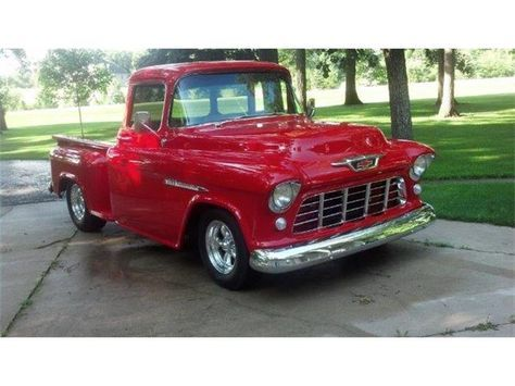 1955 chevy truck | For Sale: 1955 Chevrolet Pickup