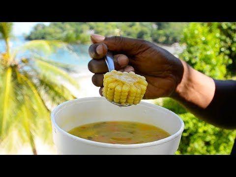 Trinidadian Corn Soup Recipe | Home | Foodie Nation