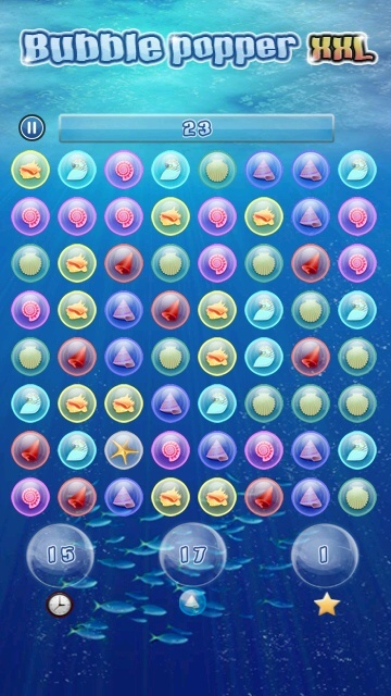 Bubble Popper XXL HD for Nokia Symbian. Now get this award winning game optimized with HD graphics for your Nokia Symbian device. Bubble Popper XXL is played by millions of gamers worldwide and getting the daily high score has become a true challenge. Requirements: S^3/Anna/Belle – Signed