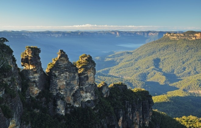 Learn the ancient art of bush medicine during a Blue Mountains bushwalk. #Travel #Australia #BlueMountains