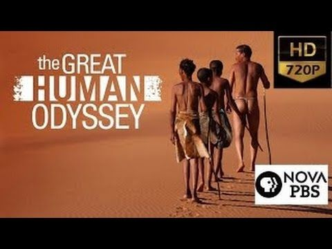 PBS NOVA Documentary 2016  Great Human Odyssey  Weekend Special Documentary HD - YouTube