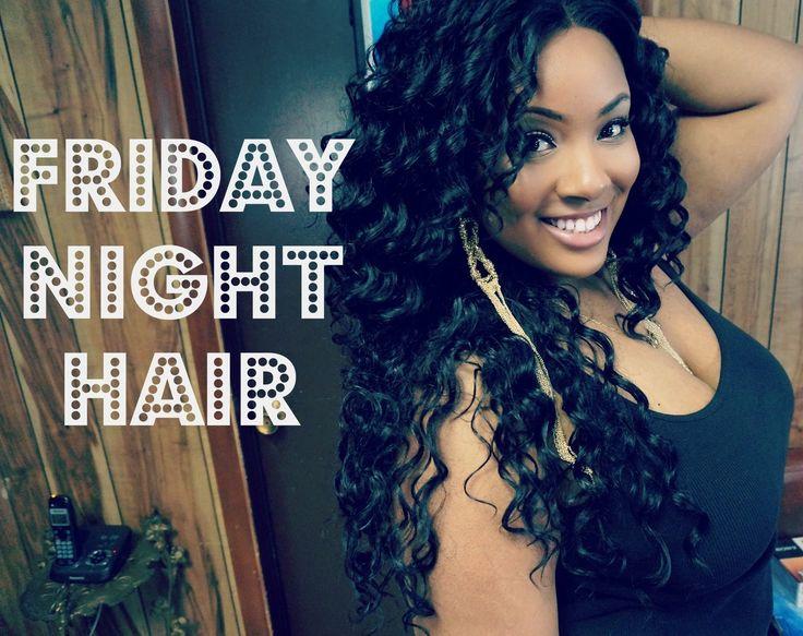 Friday Night Hair GLS25