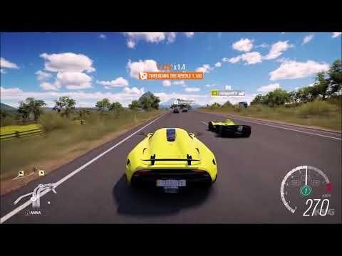 The Crew 2 vs Forza Horizon 3 - Koenigsegg Regera Gameplay