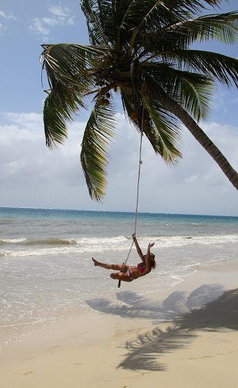 Disfrutando de la vida en la Isla de Providencia Colombia