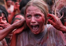 Watch: The Rainforest Will Eat You Alive in 'The Green Inferno' Trailer