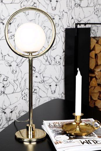 Saint bordslampa