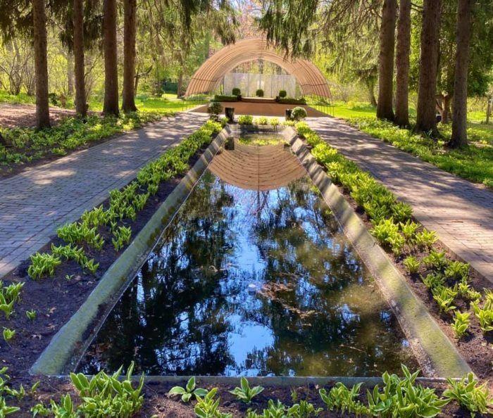 Places To Eat At Botanic Gardens