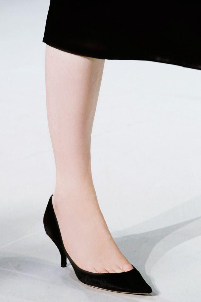 Парижская Неделя моды: фото обуви с показов сезона осень-зима 2015 | Vogue | Мода | Выбор VOGUE | VOGUE
