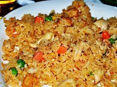 New Orleans style Cajun Crawfish Fried Rice Recipe. A great side to serve with any entree. Why settle for shrimp fried rice, serve Crawfish!