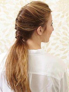 Lange Frisuren für Frauen   Süße Brötchen für mittleres Haar   Updo-Videos 20190825 - 25. August 2019 um 16:34 Uhr