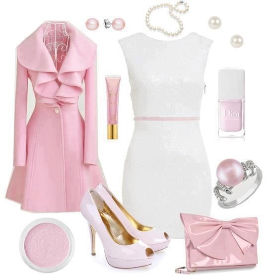 Pretty in pink so cute!!!