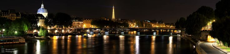 paris night panoramic - Szukaj w Google