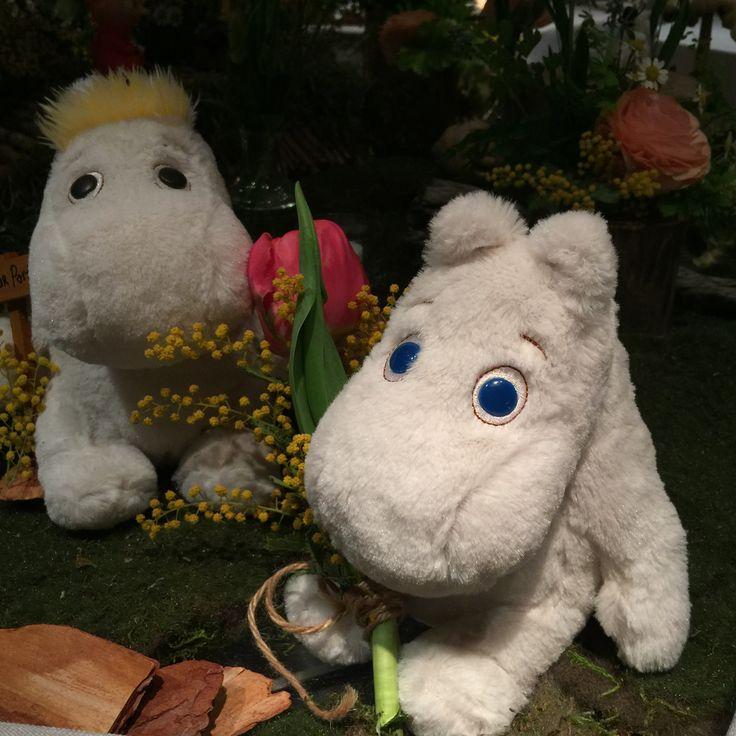 #moomin#wedding#ムーミン#ウェディング