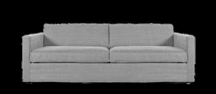 New Hampton är en snygg och modern soffa från Saxo Living med en otrolig komfort. Soffan har ett ordentligt sittdjup som garanterat kommer att bjuda på hög mysfaktor under hemmakvällarna med familj och vänner. Ännu en fantastisk detalj är att serien New Hampton även innehåller både fåtölj och fotpall, så att du kan få en komplett soffgrupp om du förälskat dig i dess formspråk.