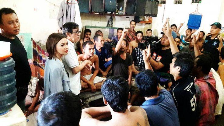 Foto Keadaan sel di dalam Penjara Indonesia - Mata Najwa