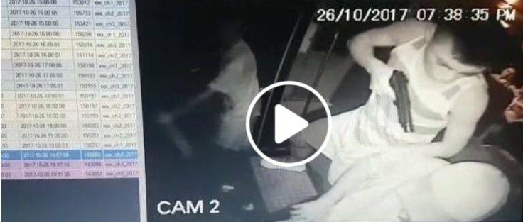 VIDEO: Difunden el momento en que roban a punta de pistola a un motorista de la ruta 205 - Noticias | El Blog | Noticias de El Salvador | registro-47591
