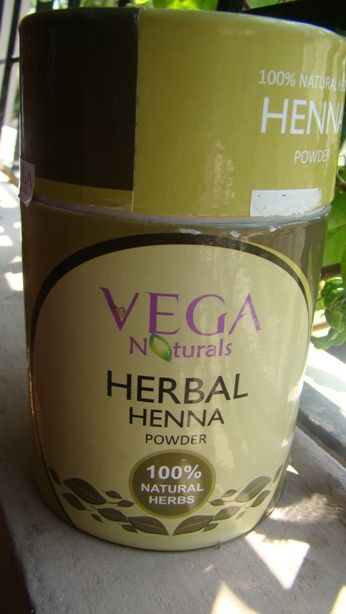 #Vega #Herbal #Heena #Powder #Review #price and details on the blog
