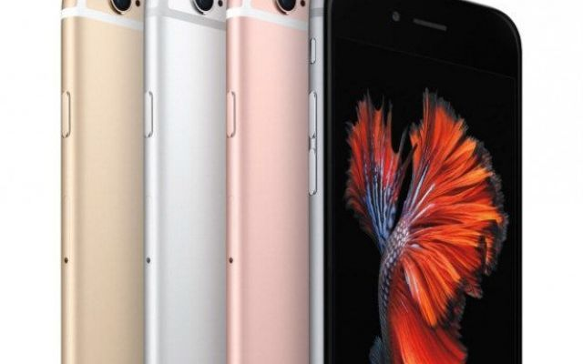 """UFICIALE IPHONE 6S IN ITALIA IL 6 OTTOBRE """"Le vendite di iPhone 6s e iPhone 6s Plus sono state fenomenali e hanno battuto i record fatti registrare in ogni precedente weekend iniziale di vendite"""" ha dichiarato Tim Cook. """"Il feedback dei clie #iphone #iphone6s #apple"""