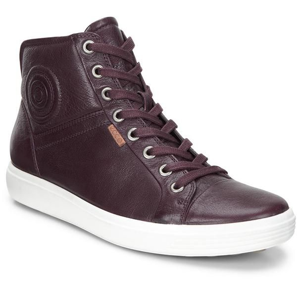 Ecco Womens Babett Bordeaux Shoes Superior Performance