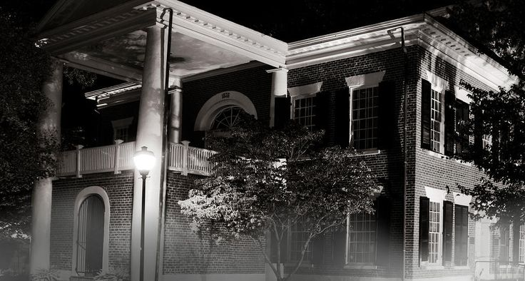 Dahlonega Grapes And Ghost Tour