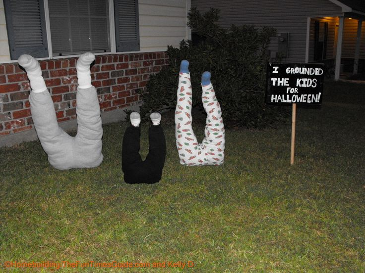Kids Being Bad? Ground Them For Halloween This Year! - The Fun Times Guide to Home Building