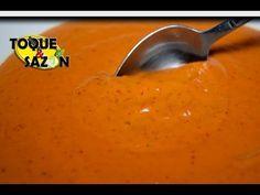 """Salsa de Chile de árbol """"secreto de los Taqueros"""" (Toque y Sazón) - YouTube"""