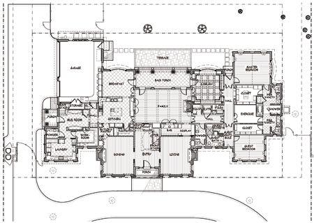 87 best plans images on pinterest for Floor plan magazines