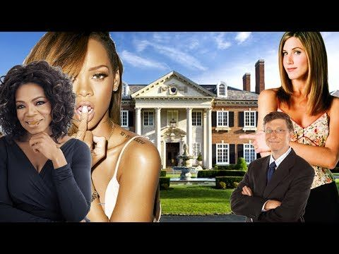 MOST EXPENSIVE CELEBRITY MANSIONS! - YouTube