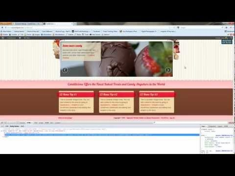 PSD to WordPress using Dynamik for Genesis, Video 5