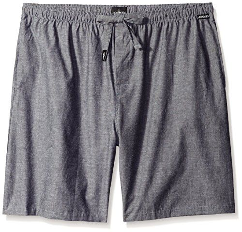 Jockey Men's Big-Tall Sleep Short  Jockey chambray sleep short is great for sleeping, lounging, and relaxing in the home. It comes in a variety of patterns and is great to mix and match with other items from the Jockey brand. Imported Imported Machine washable Imported Imported Machine washable Available in big and tall sizes  http://www.allsleepwear.com/jockey-mens-big-tall-sleep-short/