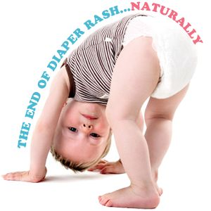 Baby Butz Cream---The end of diaper rash... naturally!